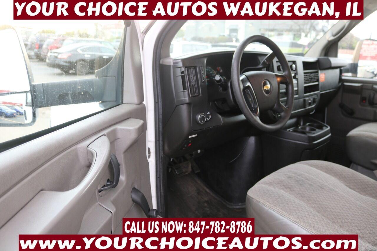 ChevroletExpress Cutaway11