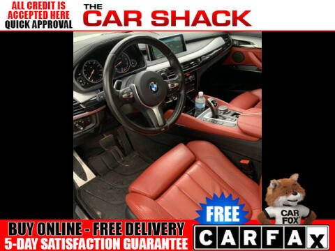 2015 BMW X6 for sale at The Car Shack in Hialeah FL