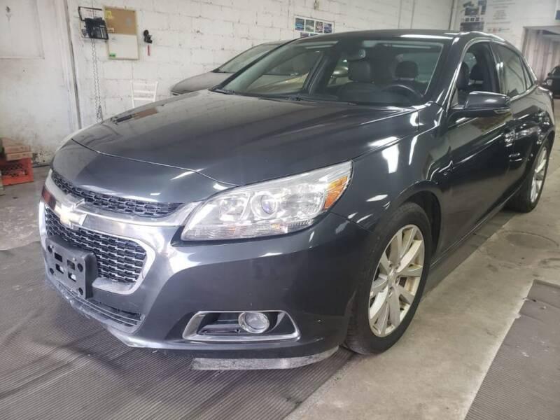 2014 Chevrolet Malibu for sale at US Auto in Pennsauken NJ