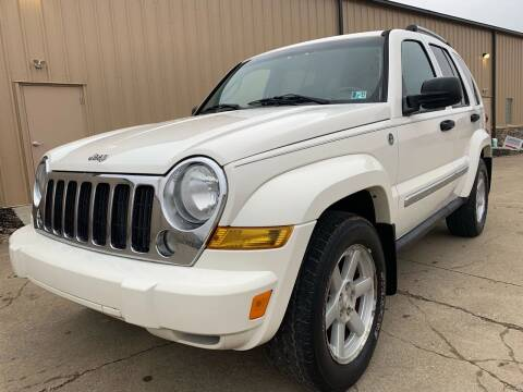 2005 Jeep Liberty for sale at Prime Auto Sales in Uniontown OH