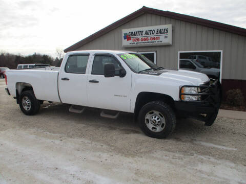 2014 Chevrolet Silverado 2500HD for sale at Granite Auto Sales in Redgranite WI