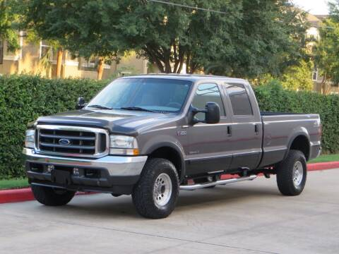 2002 Ford F-350 Super Duty for sale at RBP Automotive Inc. in Houston TX