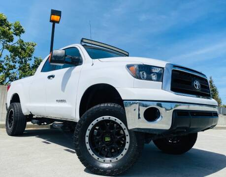 2010 Toyota Tundra for sale at Bay Cars R Us in San Jose CA