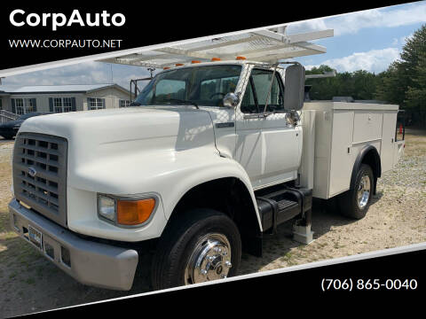 1996 Ford F-800 for sale at CorpAuto in Cleveland GA