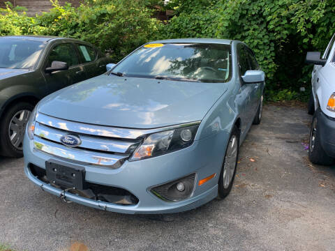 2011 Ford Fusion Hybrid for sale at Limited Auto Sales Inc. in Nashville TN