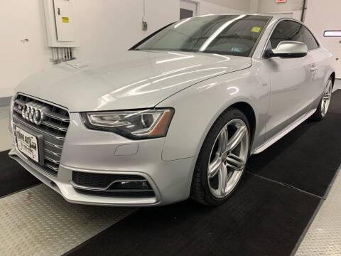 2013 Audi S5 for sale at TOWNE AUTO BROKERS in Virginia Beach VA