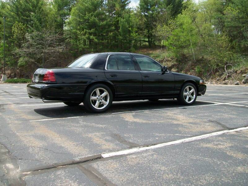 2003 Mercury Marauder for sale at Collector Auto Sales and Restoration in Wausau WI