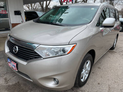 2011 Nissan Quest for sale at New Wheels in Glendale Heights IL