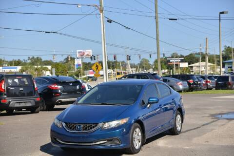 2014 Honda Civic for sale at Motor Car Concepts II - Kirkman Location in Orlando FL