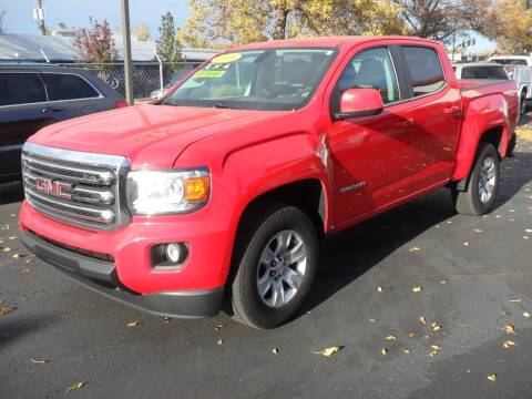 2018 GMC Canyon for sale at T & S Auto Brokers in Colorado Springs CO