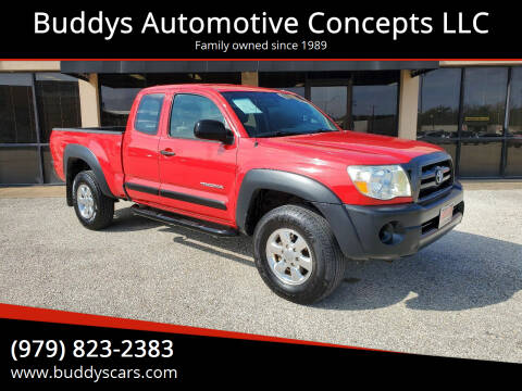 2007 Toyota Tacoma for sale at Buddys Automotive Concepts LLC in Bryan TX