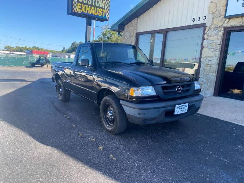 2002 Mazda Truck for sale at Robbie's Auto Sales and Complete Auto Repair in Rolla MO