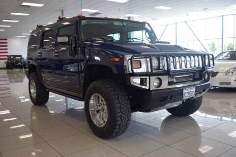 2007 HUMMER H2 for sale at Legend Auto in Sacramento CA