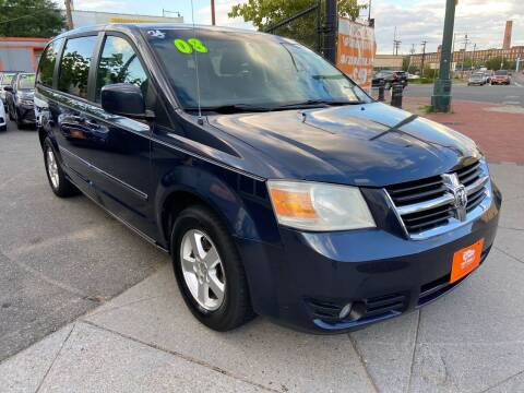 2008 Dodge Grand Caravan for sale at TOP SHELF AUTOMOTIVE in Newark NJ