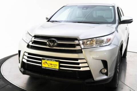 2018 Toyota Highlander for sale at AUTOMAXX MAIN in Orem UT