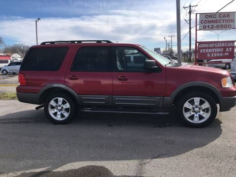 2005 Ford Expedition for sale at OKC CAR CONNECTION in Oklahoma City OK
