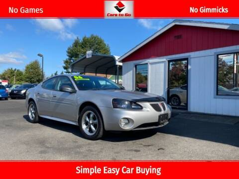 2006 Pontiac Grand Prix for sale at Cars To Go in Portland OR
