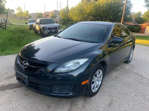 2012 Mazda MAZDA6 for sale at CARWIN MOTORS in Katy TX