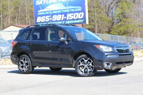 2014 Subaru Forester for sale at Skyline Motors in Louisville TN