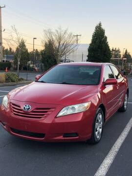 2007 Toyota Camry for sale at Car One Motors in Seattle WA