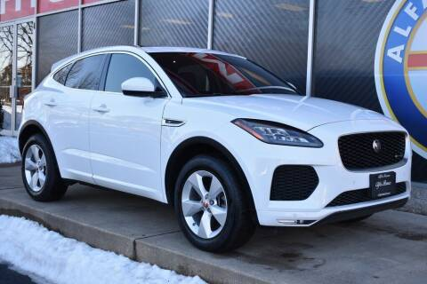 2018 Jaguar E-PACE for sale at Alfa Romeo & Fiat of Strongsville in Strongsville OH
