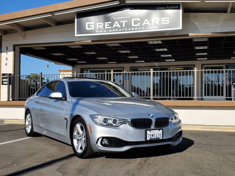 2014 BMW 4 Series for sale at Great Cars in Sacramento CA