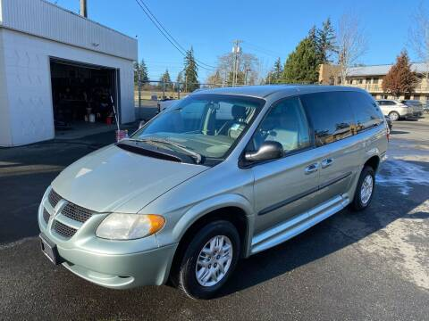 2003 Dodge Grand Caravan for sale at Vista Auto Sales in Lakewood WA