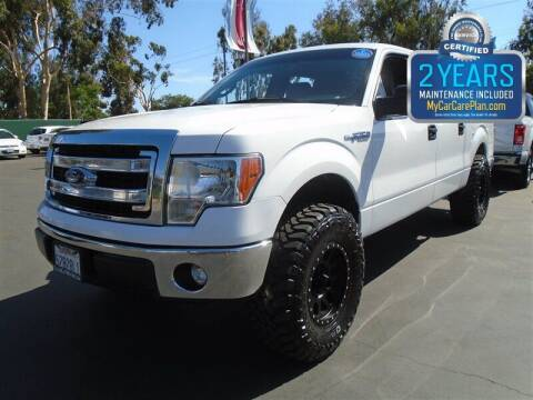 2013 Ford F-150 for sale at Centre City Motors in Escondido CA