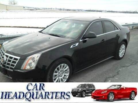 2012 Cadillac CTS for sale at CAR  HEADQUARTERS in New Windsor NY