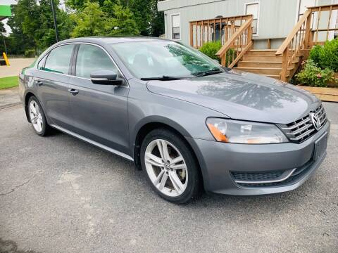 2014 Volkswagen Passat for sale at BRYANT AUTO SALES in Bryant AR