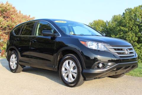 2014 Honda CR-V for sale at Harrison Auto Sales in Irwin PA