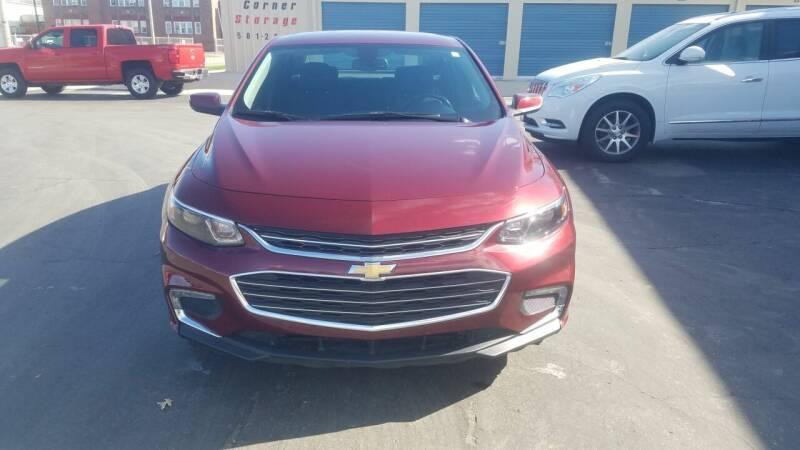 2016 Chevrolet Malibu for sale at Car Corner in Mexico MO
