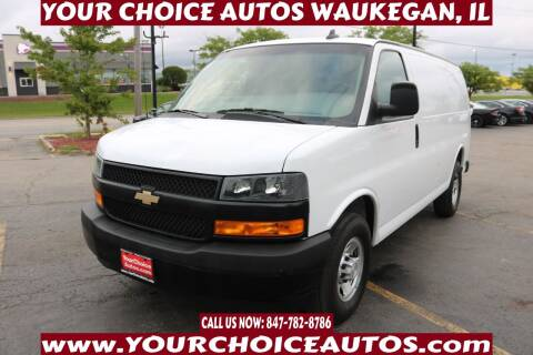 2018 Chevrolet Express Cargo for sale at Your Choice Autos - Waukegan in Waukegan IL