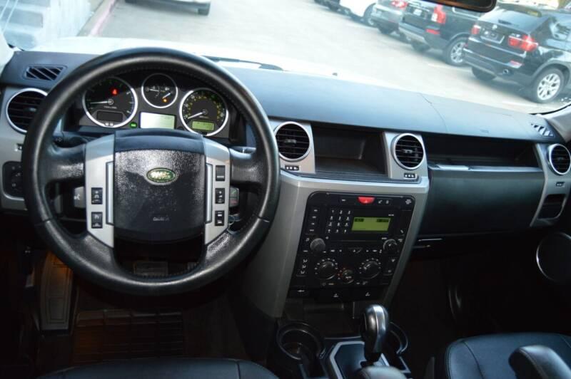 2008 Land Rover LR3 4x4 SE 4dr SUV - Dallas TX