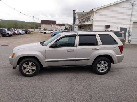 2007 Jeep Grand Cherokee for sale at ROUTE 119 AUTO SALES & SVC in Homer City PA