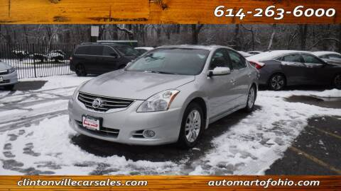 2010 Nissan Altima for sale at Clintonville Car Sales - AutoMart of Ohio in Columbus OH