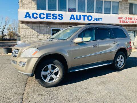 2008 Mercedes-Benz GL-Class for sale at Access Auto in Salt Lake City UT