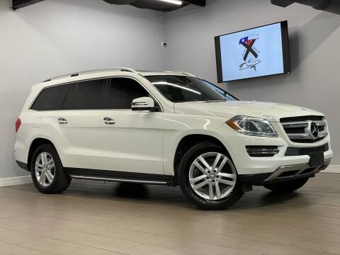 2014 Mercedes-Benz GL-Class for sale at TX Auto Group in Houston TX