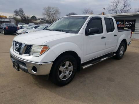2008 Nissan Frontier for sale at Nile Auto in Fort Worth TX