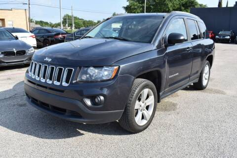 2016 Jeep Compass for sale at IMD Motors in Richardson TX