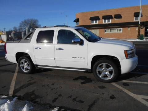 2012 Chevrolet Avalanche for sale at Creighton Auto & Body Shop in Creighton NE