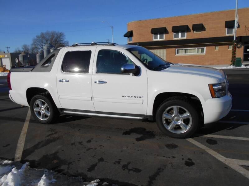 2012 Chevrolet Avalanche for sale at Creighton Auto & Body Shop in Creighton NE