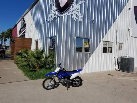 2020 Yamaha TTR110E for sale at Barrett Bikes LLC in San Juan TX
