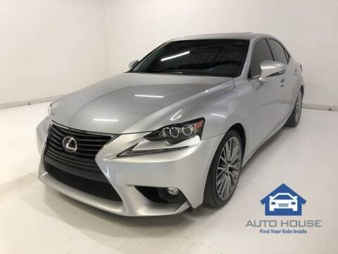 2015 Lexus IS 250 for sale at Autos by Jeff in Peoria AZ