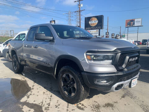 2019 RAM Ram Pickup 1500 for sale at Best Buy Quality Cars in Bellflower CA