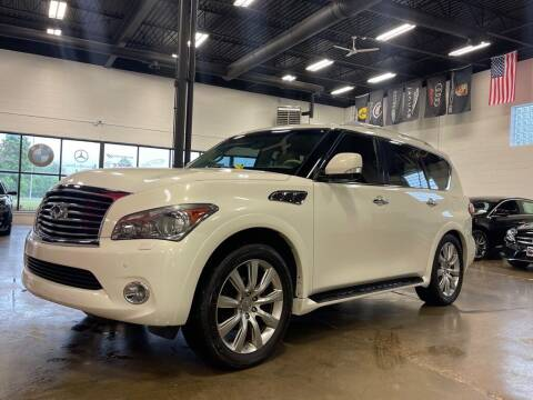 2013 Infiniti QX56 for sale at CarNova in Sterling Heights MI