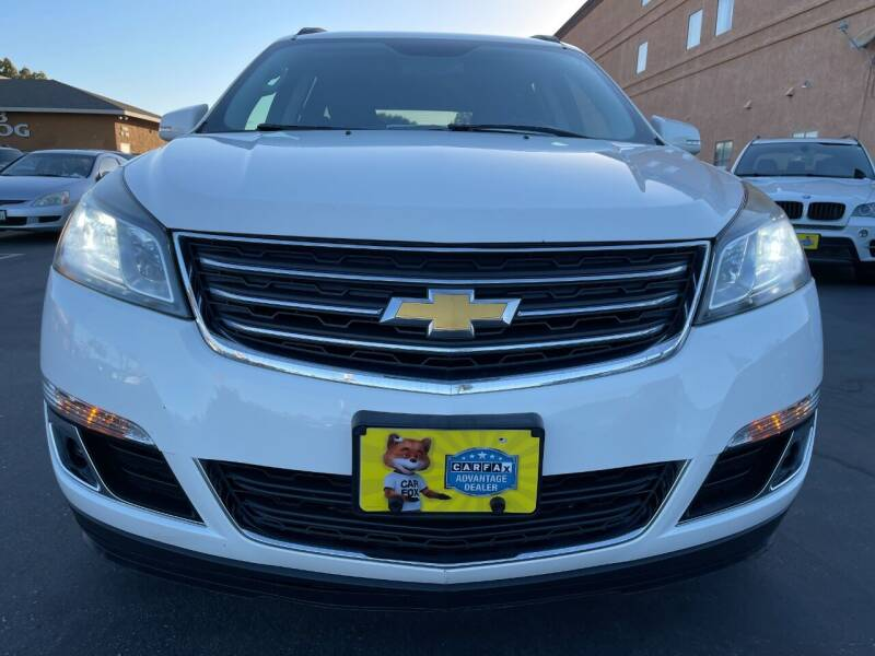 2013 Chevrolet Traverse for sale at CARSTER in Huntington Beach CA
