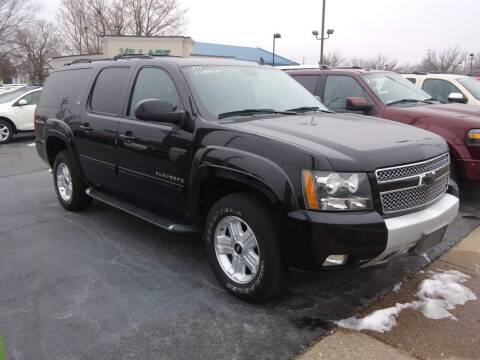 2011 Chevrolet Suburban for sale at Village Auto Outlet in Milan IL