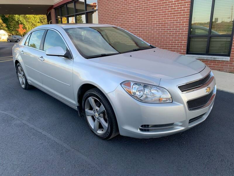 2011 Chevrolet Malibu for sale at Quality Motors Inc in Indianapolis IN