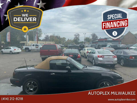 1997 Mazda MX-5 Miata for sale at Autoplex 2 in Milwaukee WI